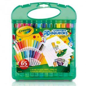 Crayola Set 25 Marcadores Pip Squeaks