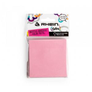 Notas Adhesivas Rosa Pastel