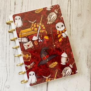 Harry Potter Cuaderno Puntos