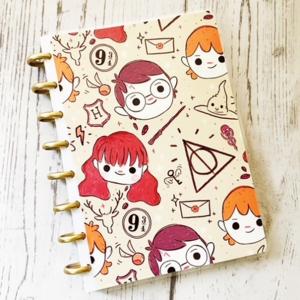 Harry Potter Kawaii Cuaderno puntos