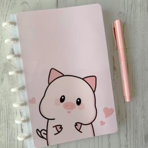 Pig Cuaderno Puntos